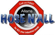 Allans Hose N'All Inc in Kelowna