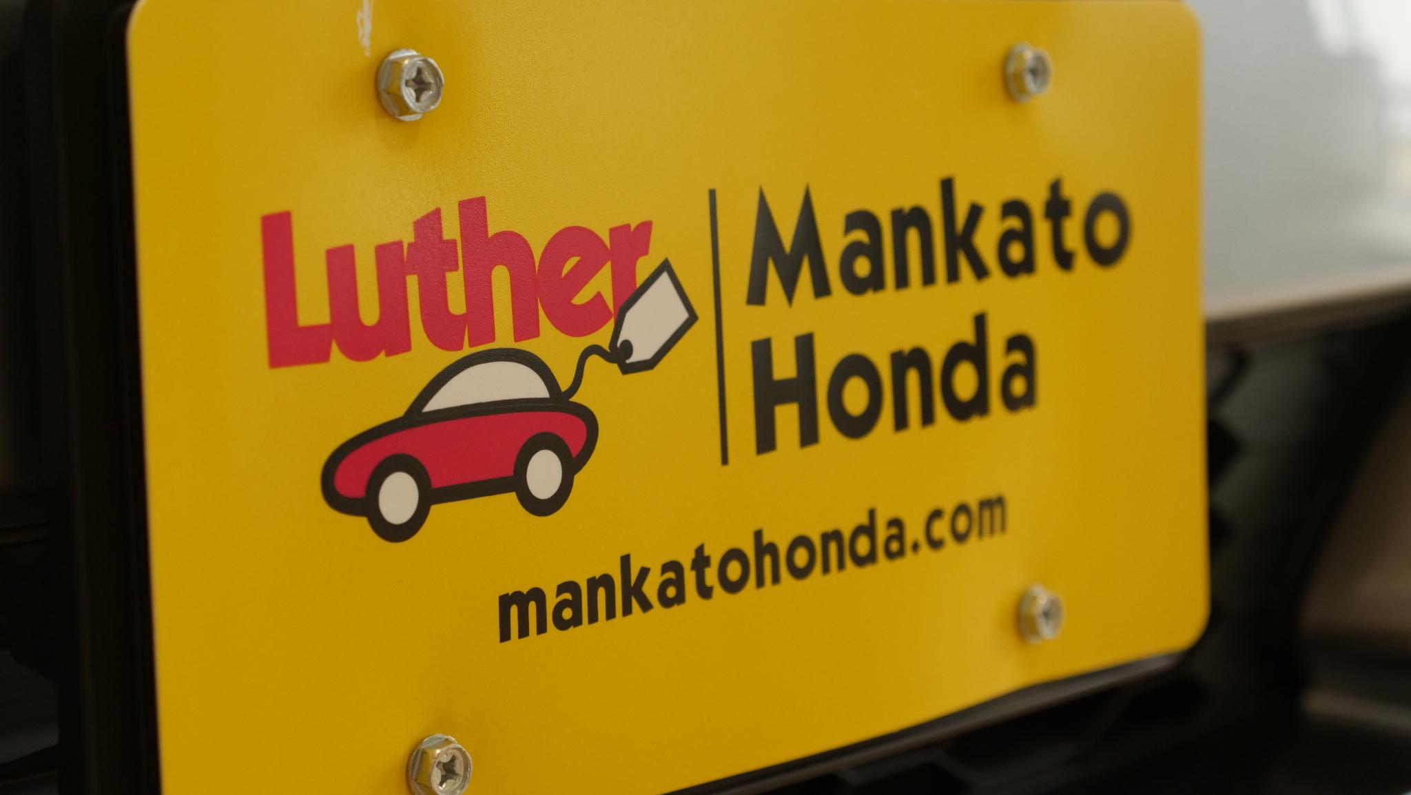 Luther Mankato Honda image 1