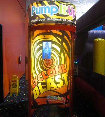 pump it up near me