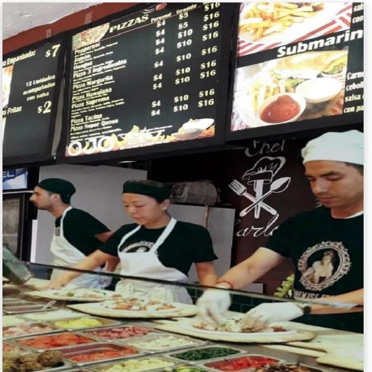 Club Pizzeria