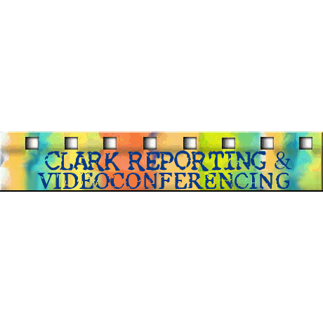 Clark Reporting & Video Conferencing