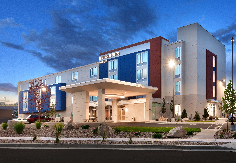 SpringHill Suites by Marriott Salt Lake City-South Jordan image 1