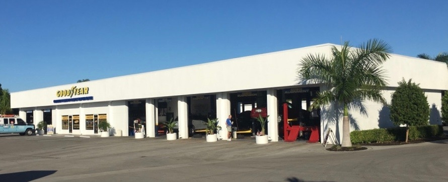 Collier Goodyear Car Care Center image 0