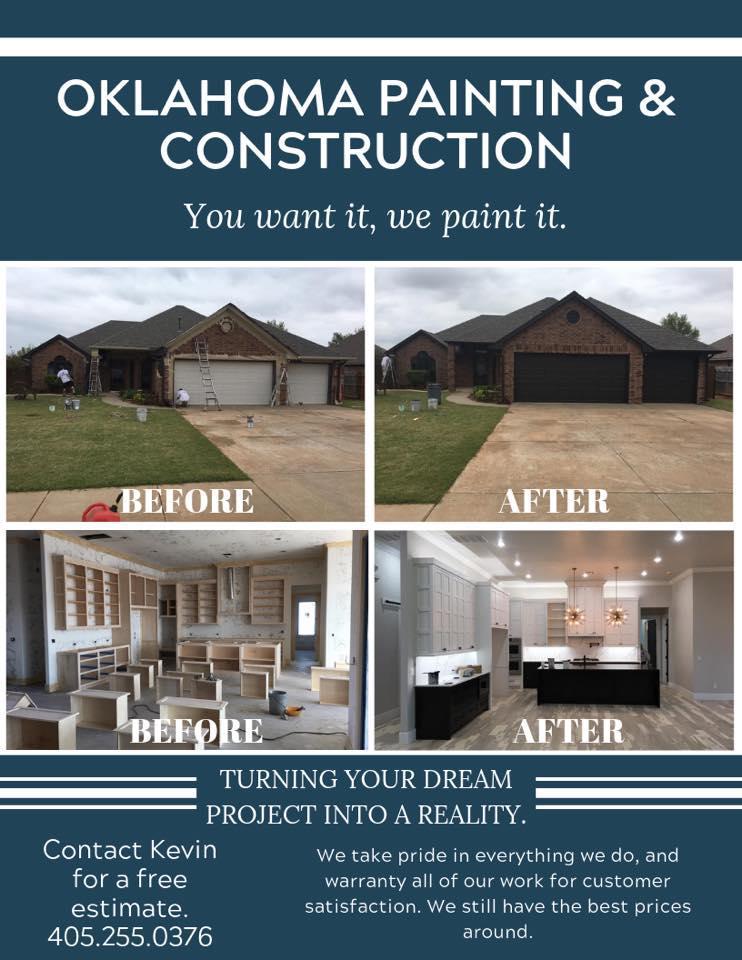 Oklahoma Painting & Construction image 0