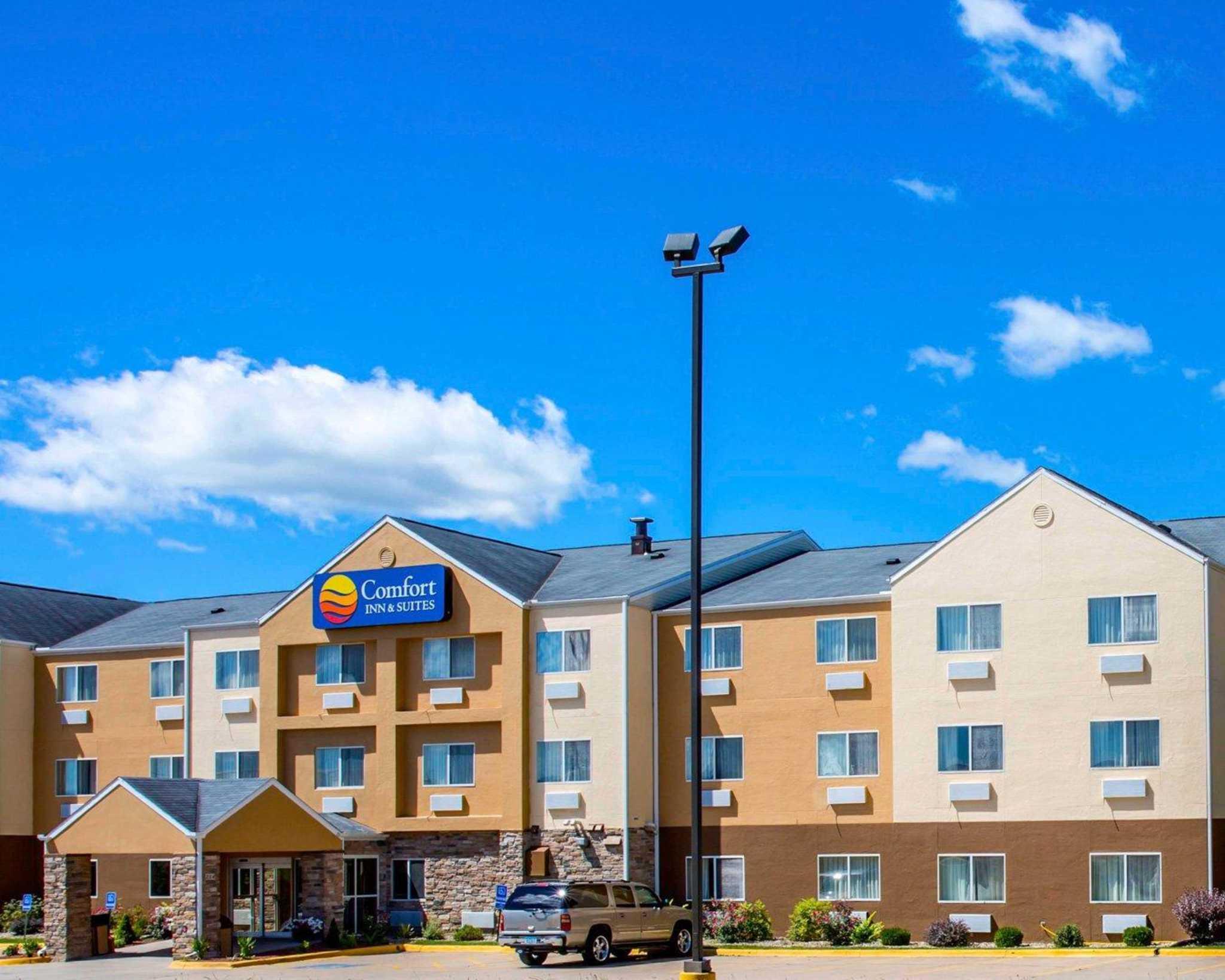 Motels Near University Of Iowa