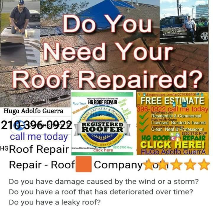 HG Roof Repair