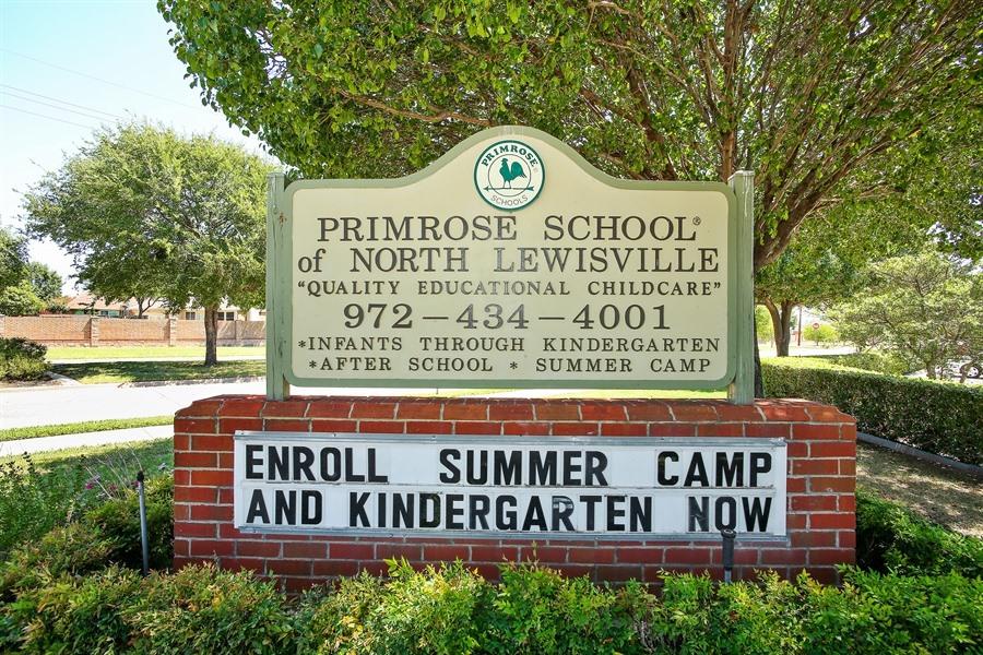 Primrose School of North Lewisville image 15