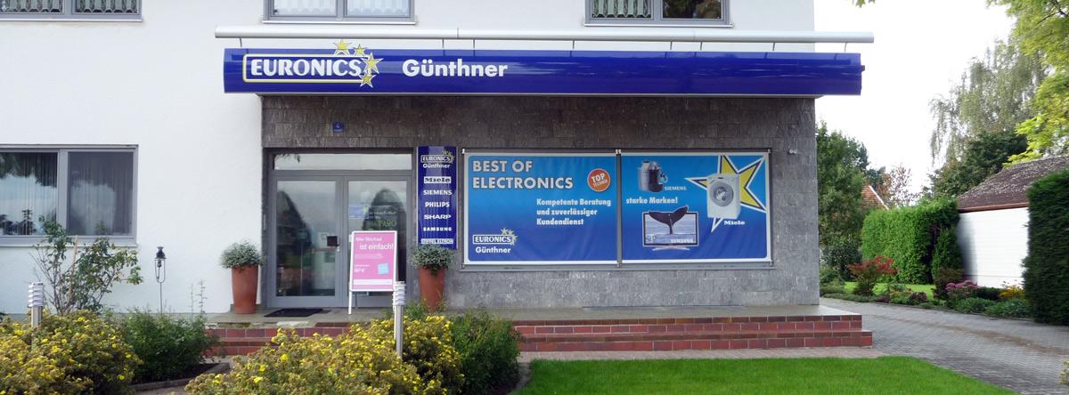 euronics g nthner elektrotechnik buchhofen 94533. Black Bedroom Furniture Sets. Home Design Ideas
