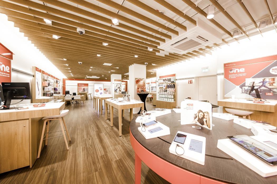 Bild der Vodafone Shop