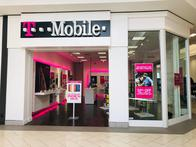 Exterior photo of T-Mobile Store at Magic Valley Mall 2, Twin Falls, ID