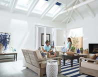 VELUX Skylights by Heinsight Solutions.