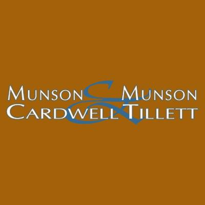 Munson Munson Cardwell & Tillett PC