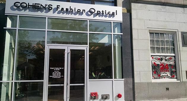 Cohen's Fashion Optical image 0