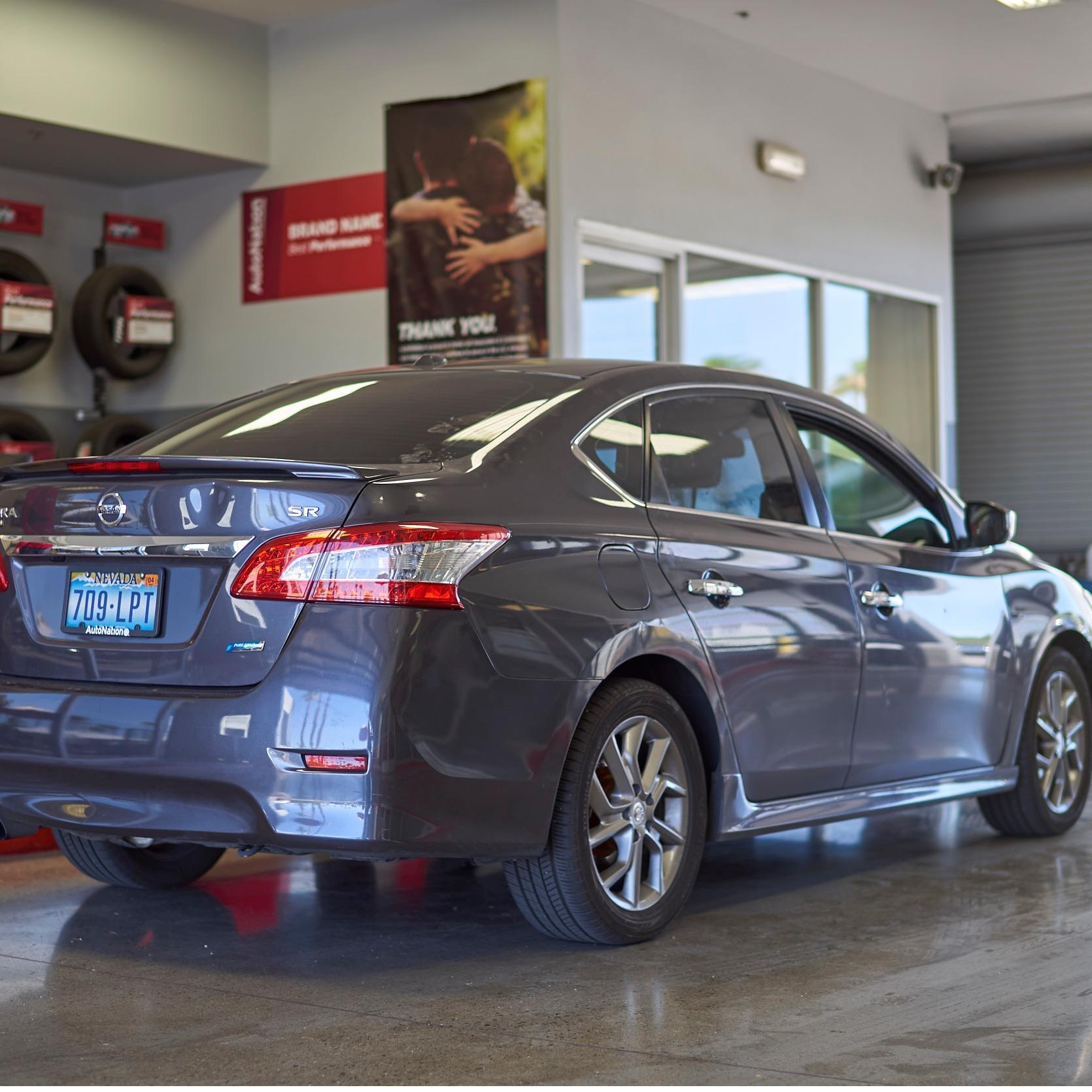 AutoNation Nissan Las Vegas