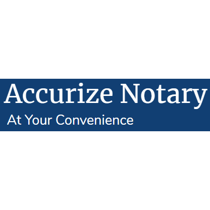 Accurize Notary