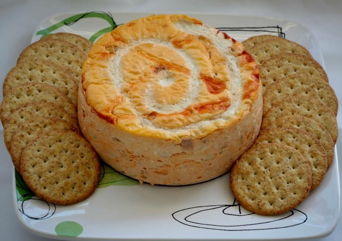 Wicked Kickin' Savory Cheesecakes image 3