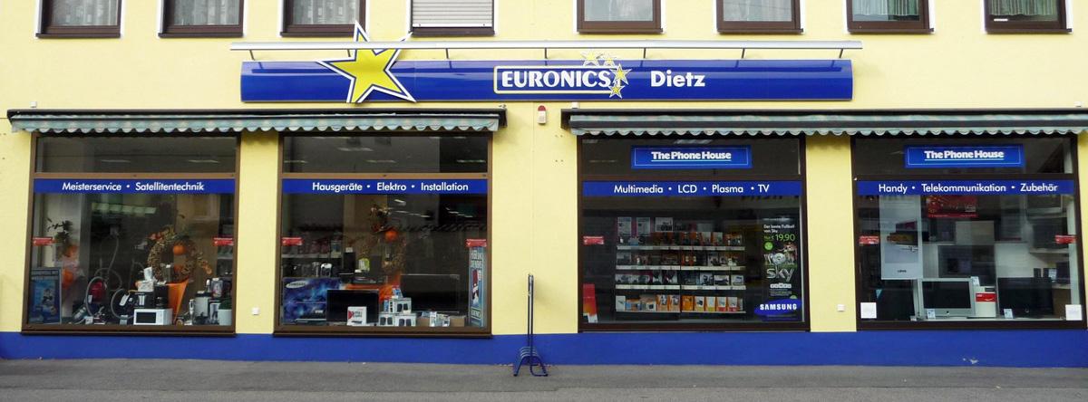 euronics dietz ebern 96106 yellowmap. Black Bedroom Furniture Sets. Home Design Ideas