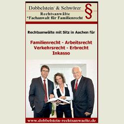 Dobbelstein* & Schwörer Rechtsanwälte *Fachanwalt für Familienrecht
