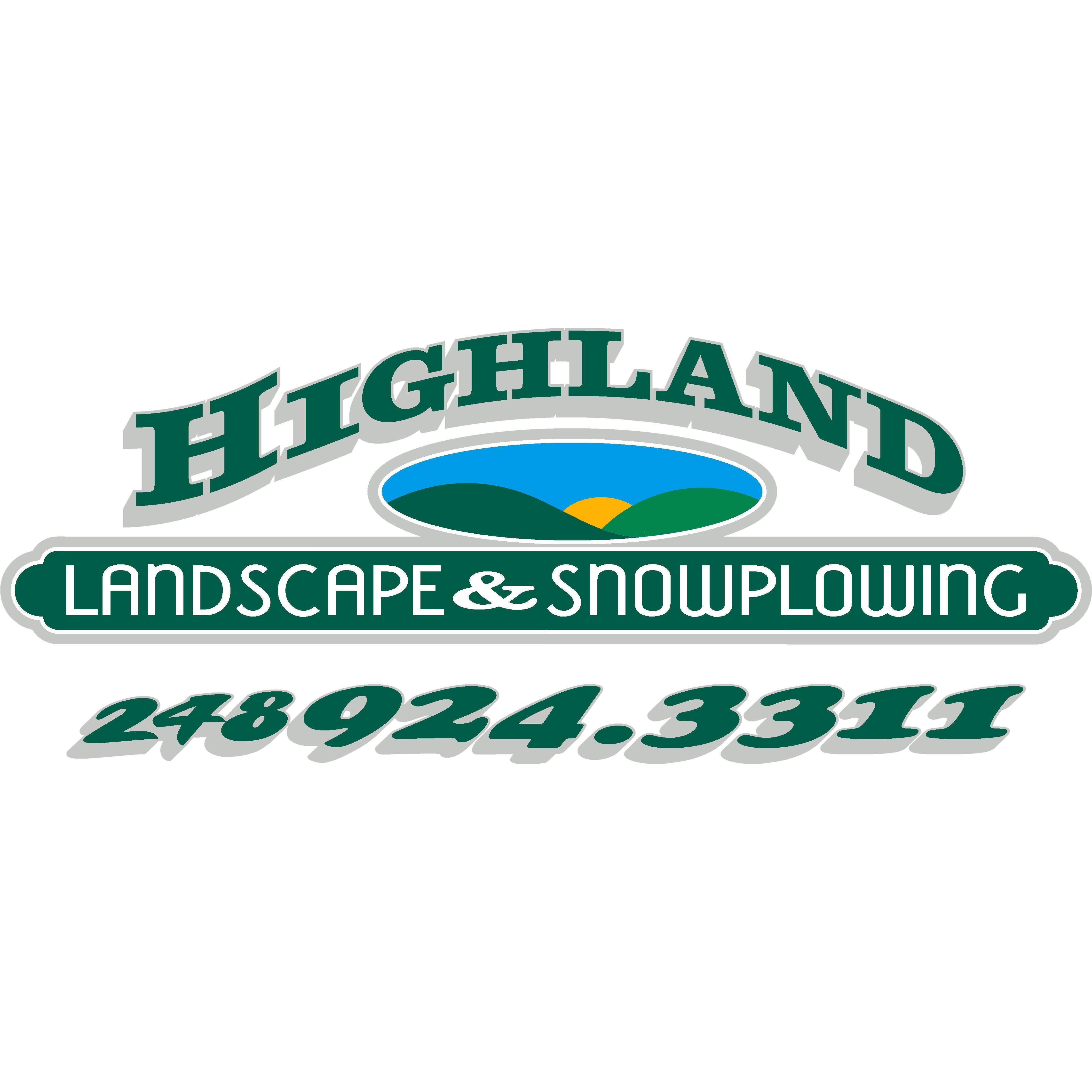 Highland Landscaping & Snowplowing