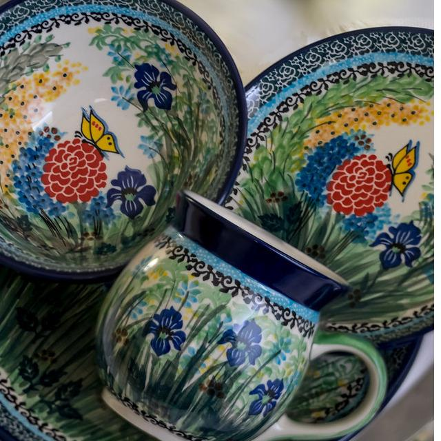 Blue Rose Pottery image 4
