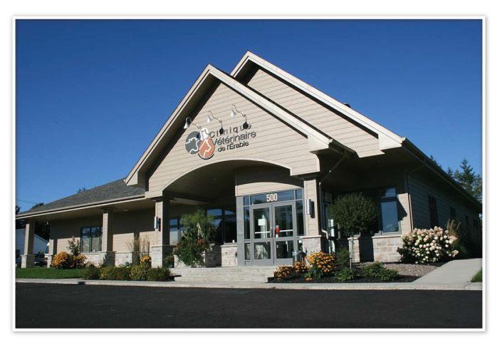 Clinique Vétérinaire de l'Érable à Plessisville