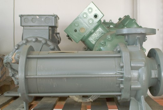 Comfrigo Revisione e Vendita Compressori Frigoriferi Industriali