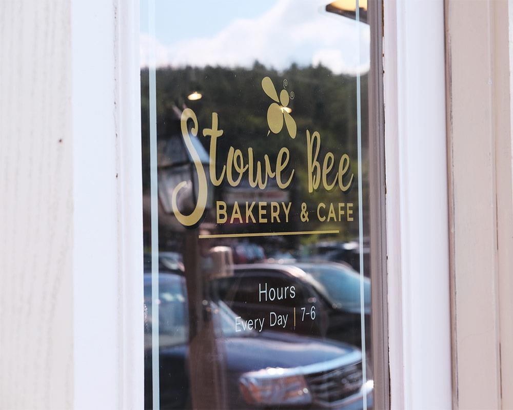 Stowe Bee Bakery & Cafe image 4