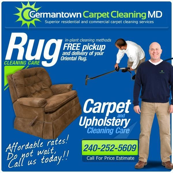Carpet Cleaning Germantown MD image 1