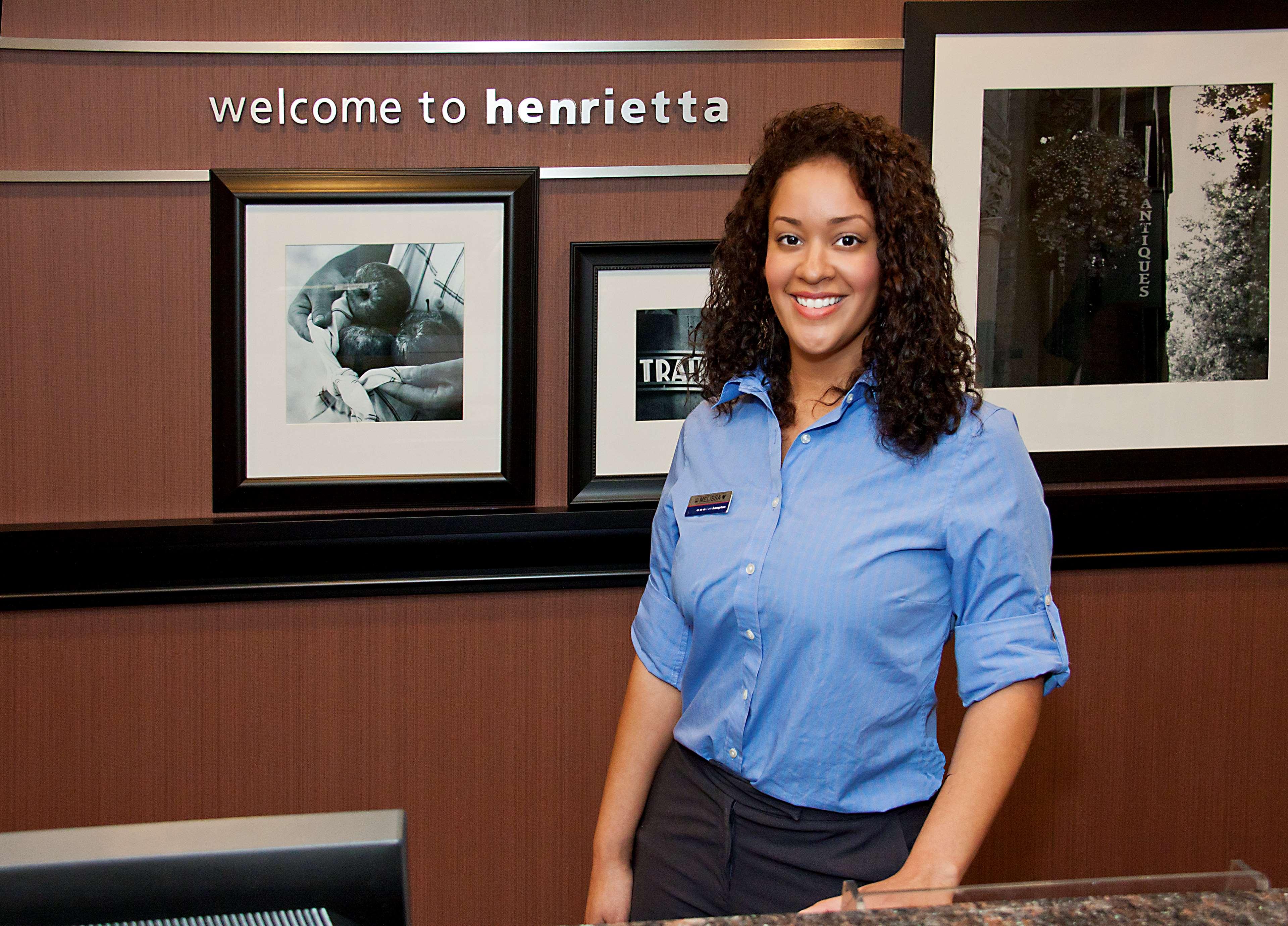 Hampton Inn & Suites Rochester/Henrietta image 5