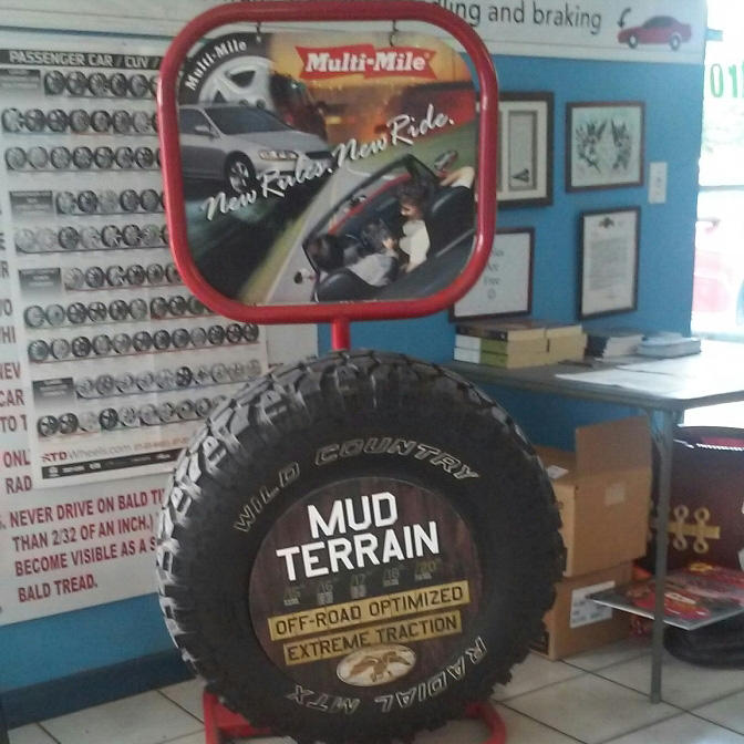 Quick Fix Tire image 4