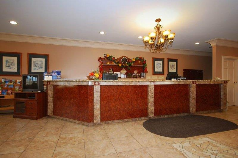 Best Western Of Hartland - ad image