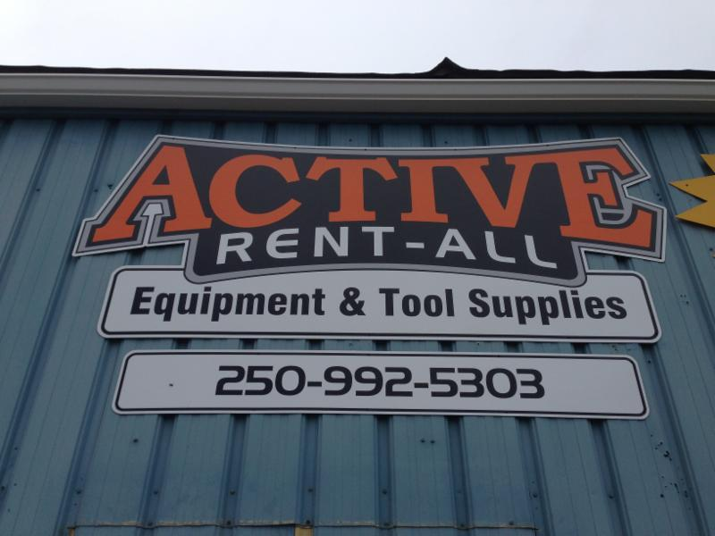 Active Rent-All Ltd in Quesnel
