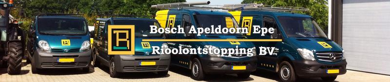 Bosch Apeldoorn/Epe Rioolontstopping