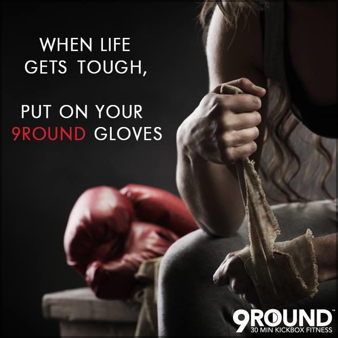 9Round 30 Min Kickbox Fitness image 5