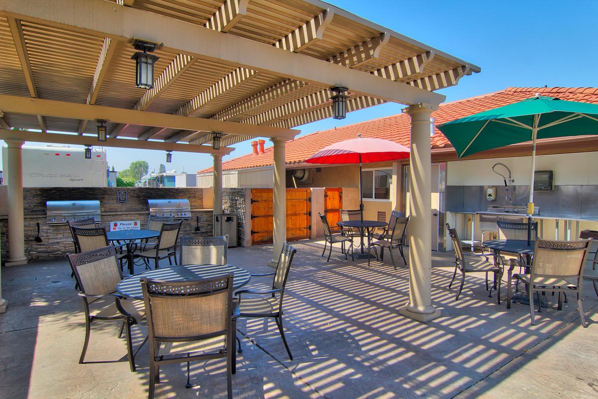 Orangeland RV Park image 0
