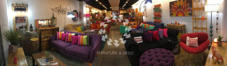 FURNITURE & DECO