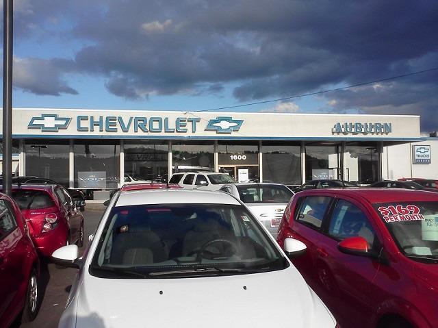 Auburn Chevrolet 2 Photos Auto Dealers Auburn Wa