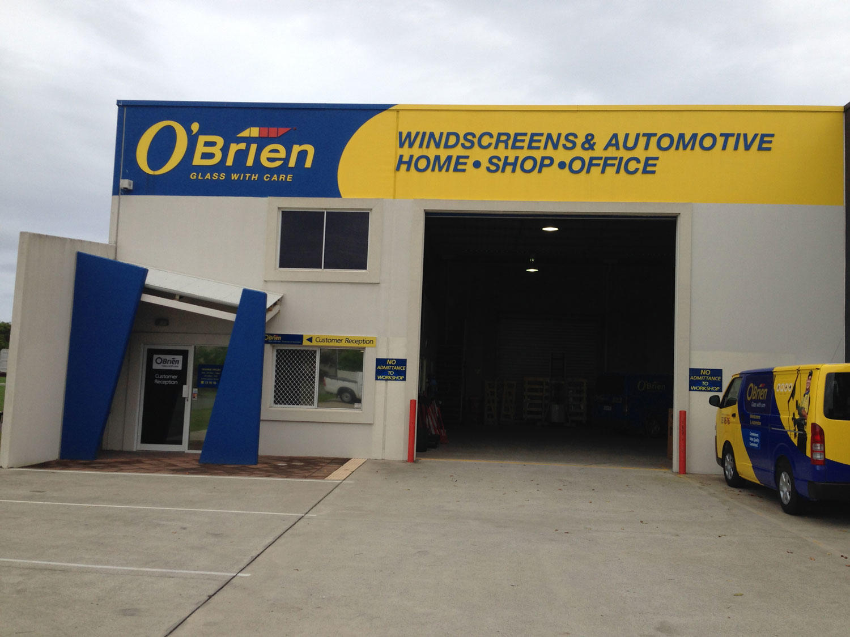 O'Brien® AutoGlass Warana