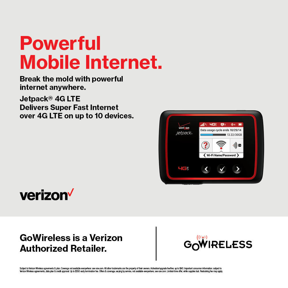 Verizon Authorized Retailer – GoWireless image 3
