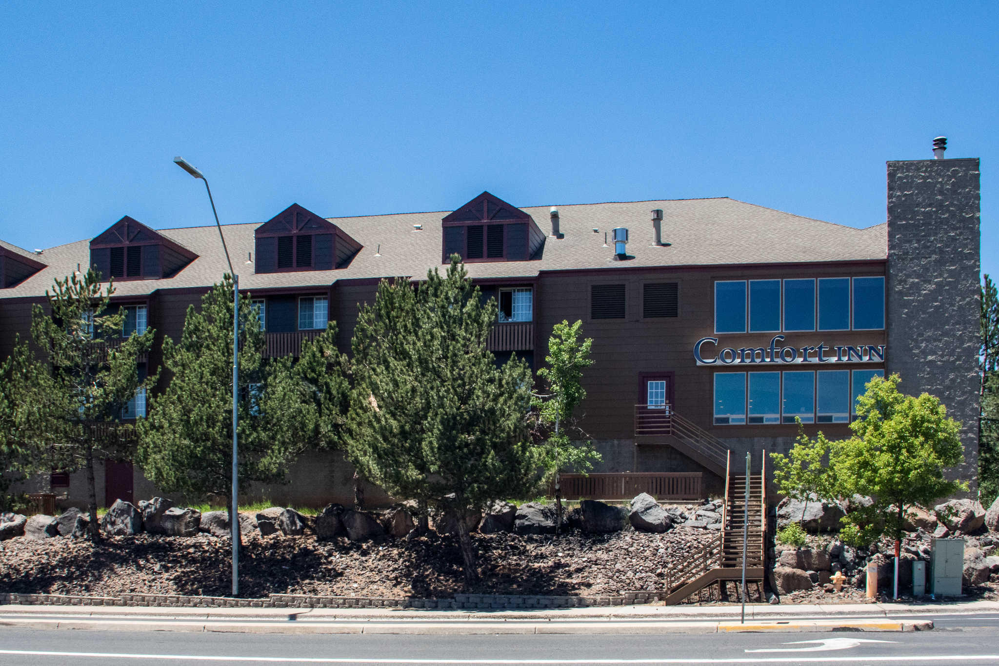 Comfort Inn I-17 & I-40 image 0