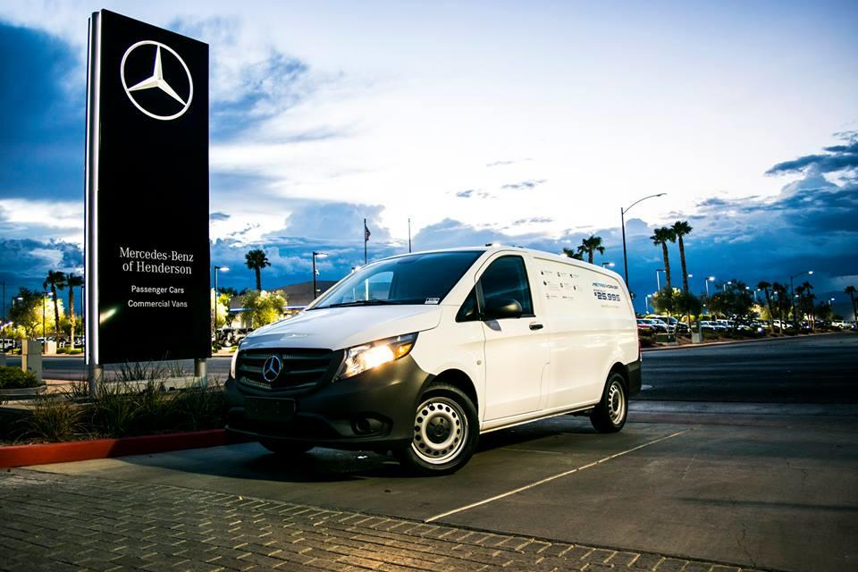 Mercedes-Benz of Henderson at 925 Auto Show Drive ...