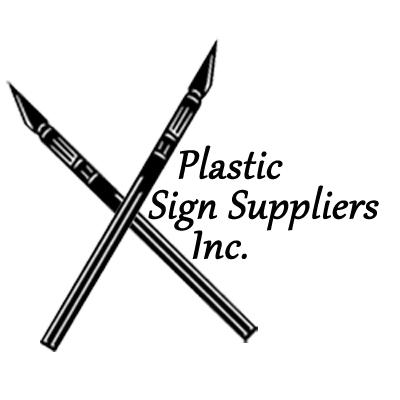 Plastic Sign Suppliers image 0