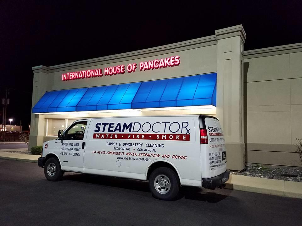 Steam Doctor Restoration & Cleaning image 0
