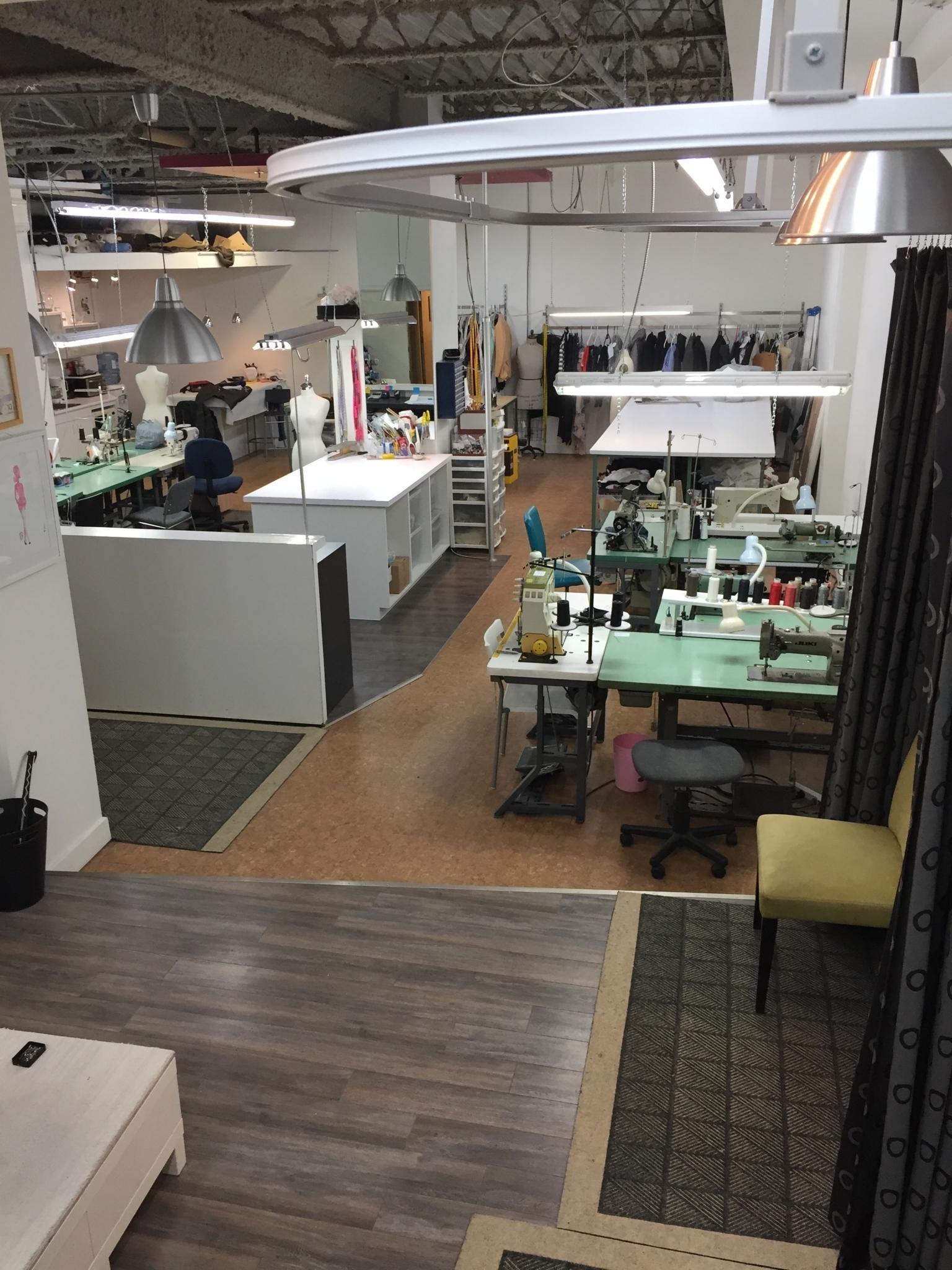 Atelier Couture D à Montréal