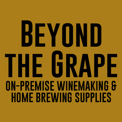 Beyond the Grape On-Premise Winemaking & Home Brewing Supplies