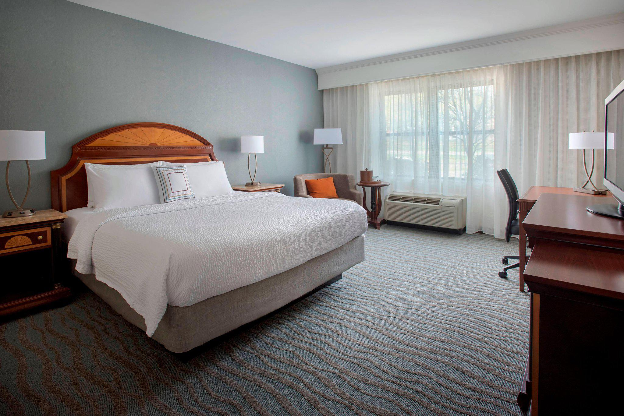 Courtyard by Marriott Saratoga Springs