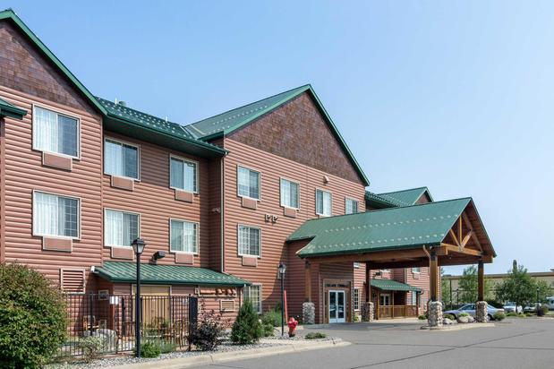 Comfort Suites Rapid River Lodge In Baxter Mn 56425