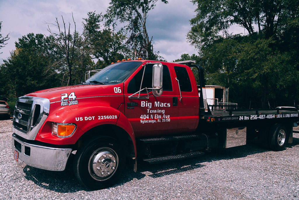 Big Mac Towing and Recovery, LLC image 1