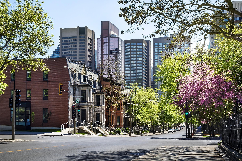 Le Méridien Versailles à Montreal: Neighborhood