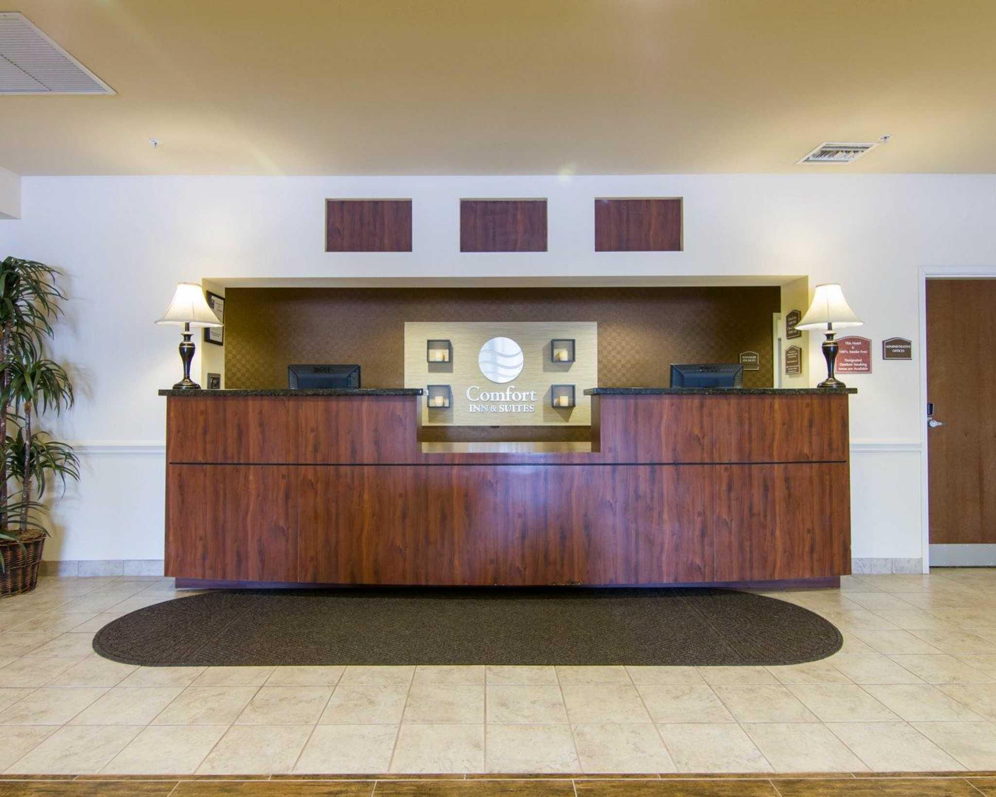 Comfort Inn & Suites Airport image 12